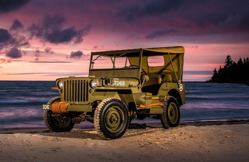 Дедушка Jeep. Копаемся в истории легендарного Willys MB