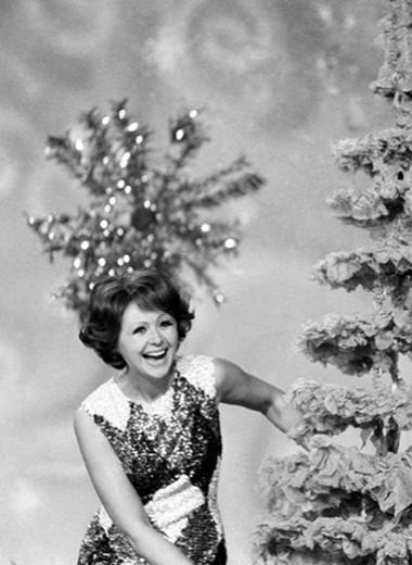 Советские иконы новогоднего стиля: законодательницы моды из телевизора