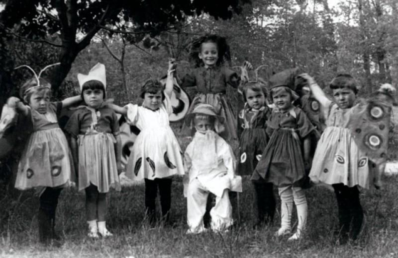Тилар Маццео: Дети Ирены
