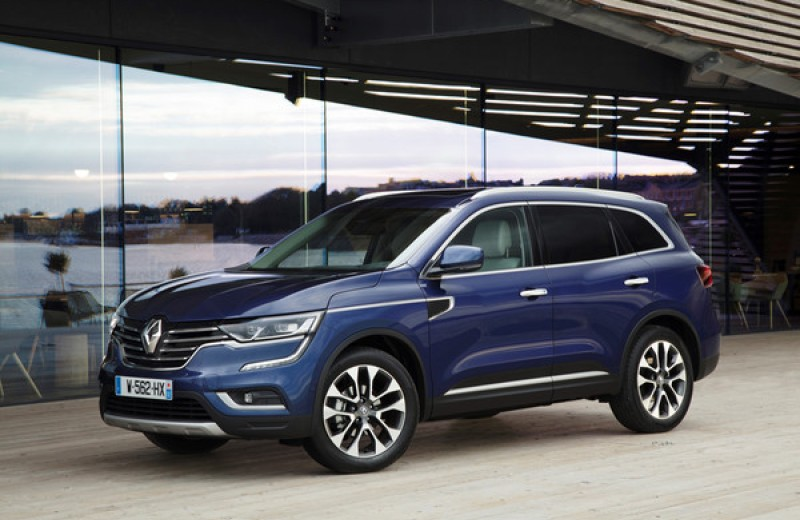 Renault Koleos: больше, чем ожидаешь