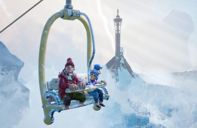 Одно сердце на двоих: It Takes Two — одна из самых изобретательных игр года