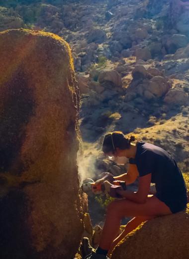 Балансирующие камни помогли уточнить время последнего сильного землетрясения