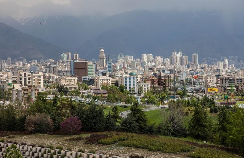 Столица Ирана продолжает погружаться под землю