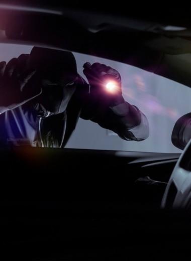 Угоны в России: машины увозят прямо из автосервисов