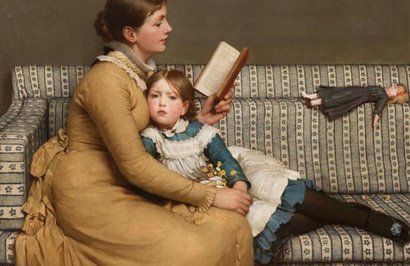 Детское чтение: история в событиях