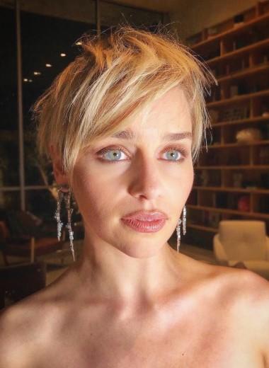 Привет, объем! 20 модных причесок для тонких волос — учимся у звезд