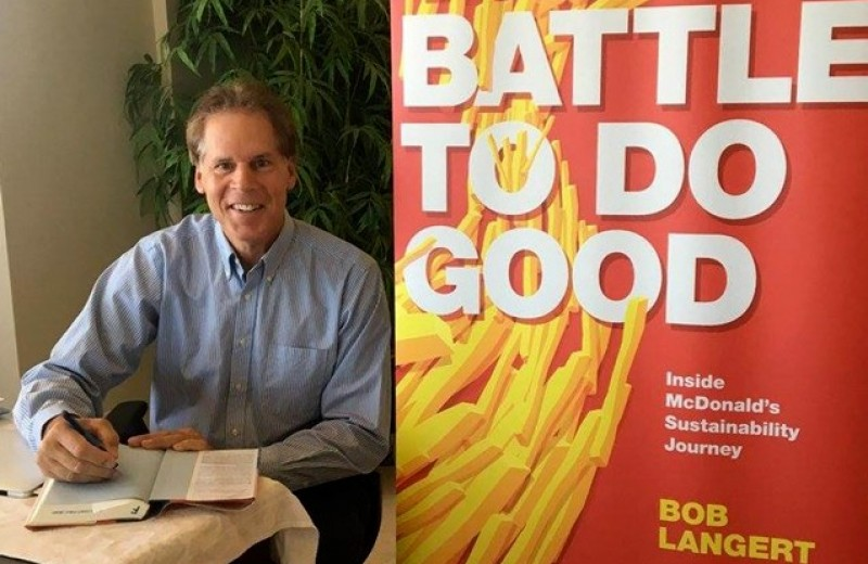 Экс-исполнительный директор McDonald's Боб Лангерт: Нам сложно вводить в меню здоровую пищу