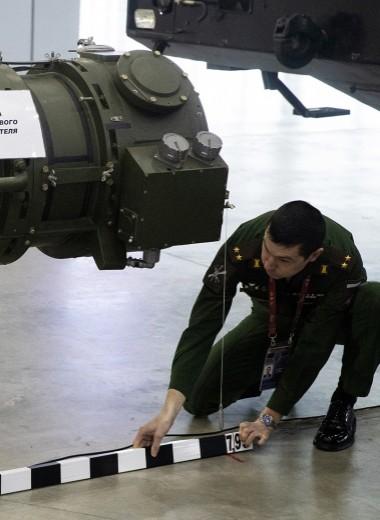 ЦРУ обнаружило мистификацию при демонстрации российской ракеты