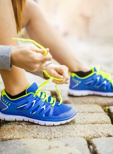 Чек лист: Как выбрать кроссовки для уличных тренировок