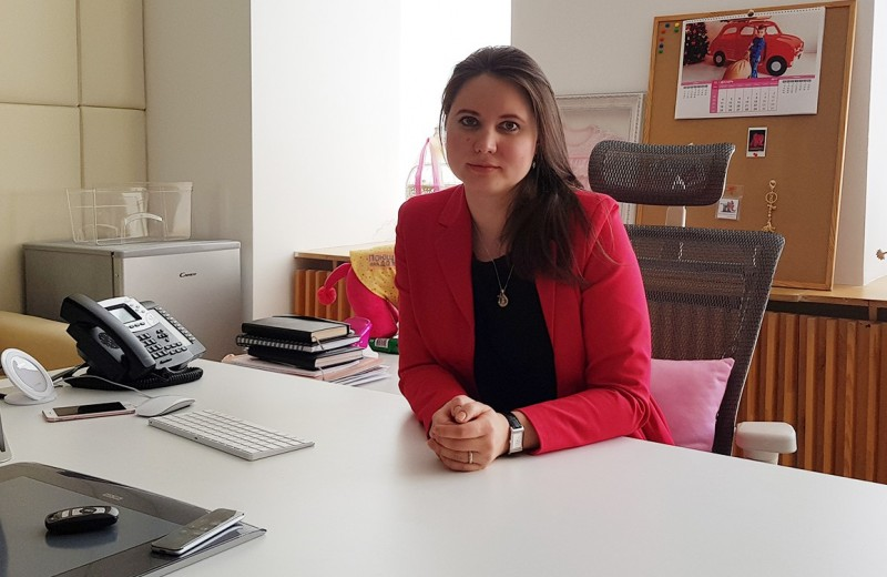 Как молодая мать в декрете создала бизнес с выручкой 2,5 млрд рублей в год
