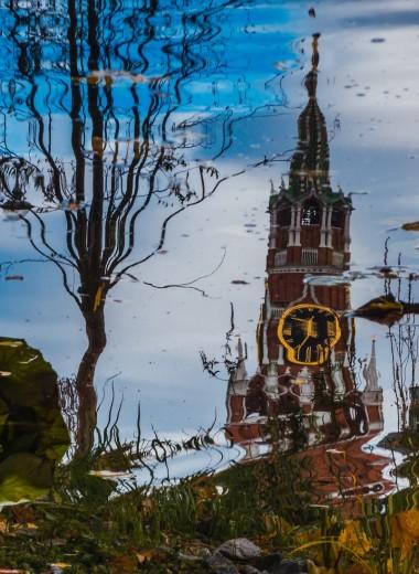 Погода в Москве на месяц опередила календарь