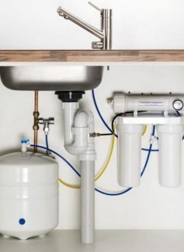 Выбираем фильтры для воды под мойку: рейтинг 2019 года