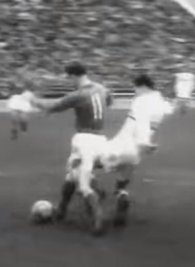 Как советский футболист забил первый гол в истории кубков и чемпионатов Европы (видео)