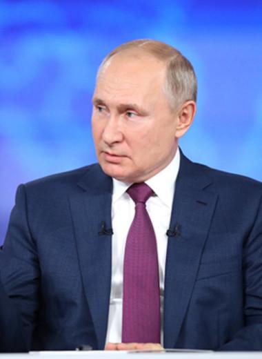 Товарищ Путин, вы большой ученый. Зачем президент хочет доказать единство русских и украинцев