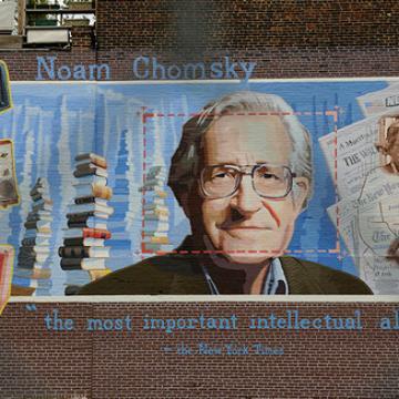 Ноам Хомский: «Очевидно, что человеческая природа существует»