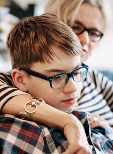 «Как я подозревала у сына аутизм, а получила диагноз сама»