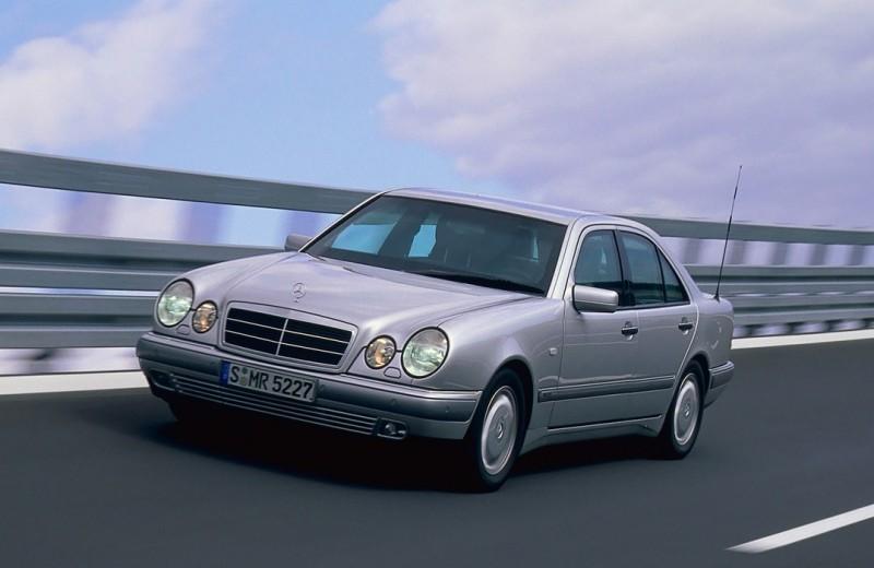 История в машинах: чем запомнился 1995 год