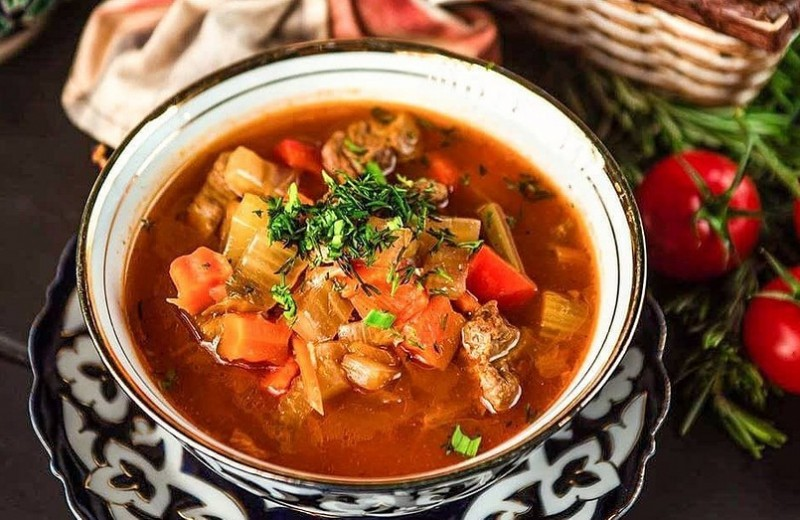 Как приготовить шурпу избаранины вказане: рецепт одного извкуснейших супов мира