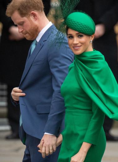 Netflix, Spotify и публичные выступления: сколько стоят принц Гарри и Меган Маркл
