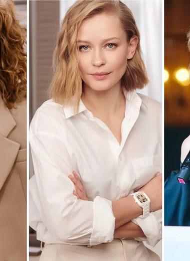 Юные красотки: какими были в детстве Исакова и другие звезды сериала «Нежность»