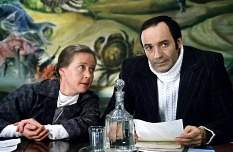 7 образов Валентина Гафта в кино