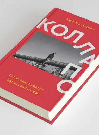 Препринт: отрывок из книги Мэри Элиз Саротт «Коллапс. Случайное падение Берлинской стены»