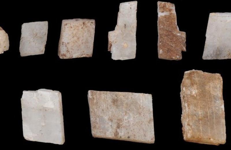 Древние артефакты: в Калахари найдены загадочные кристаллы возрастом 105 000 лет
