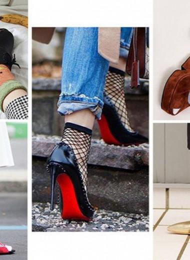 Обувь плюс носки: носить или нет?