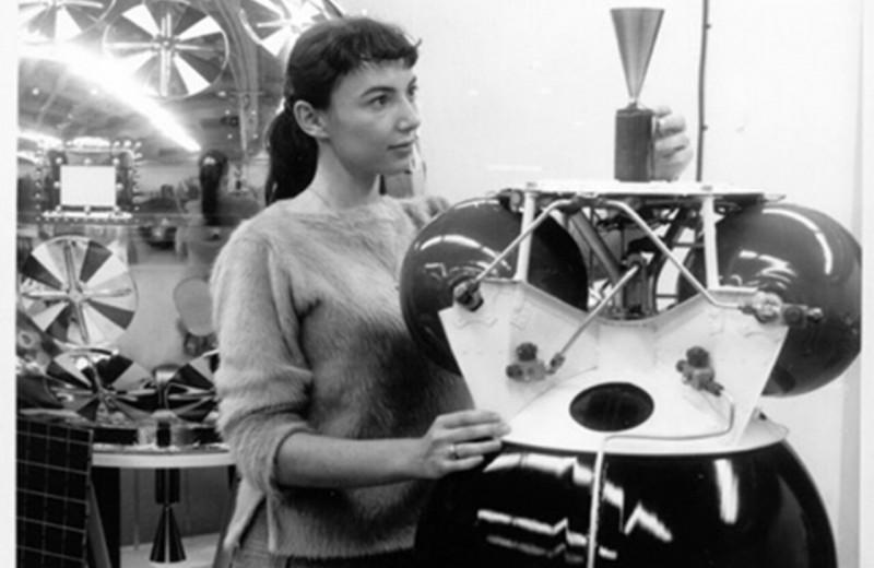 Как мать Джека Блэка помогла спасти экипаж «Аполлона-13» — история инженера NASA Джудит Коэн