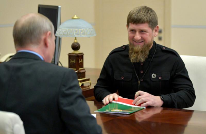 Модель Кадырова.Почему вечным губернатором способен быть только глава Чечни