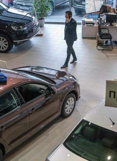 Не лучшие ожидания: россияне стали хуже покупать новые машины