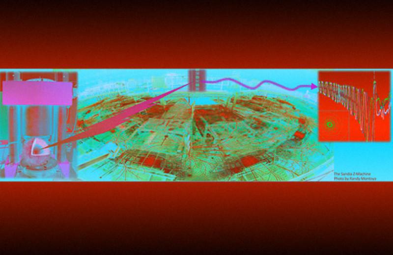 Экстремальное сжатие силиката магния помогло воссоздать условия земной мантии
