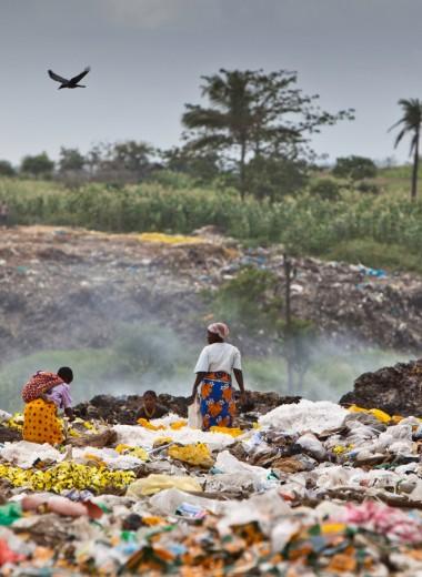 Год без пластика: Кения подает пример всему миру