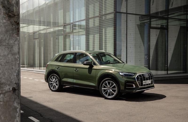 Превратности дорог: почему обновленный Audi Q5 отлично подходит для путешествия по России