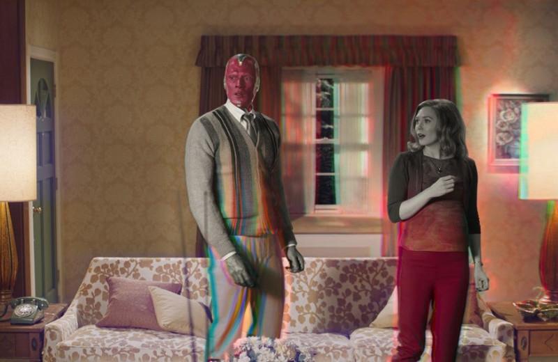 Драма в обертке ситкома: как сериал «ВандаВижен» сломал представление о супергеройском кино