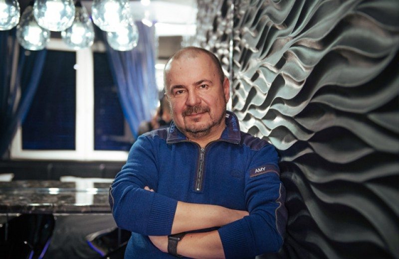 Основатель сети отелей «Подушкин» Юрий Краснорутский: У меня вызывает отвращение все, что связано с физиологической грязью