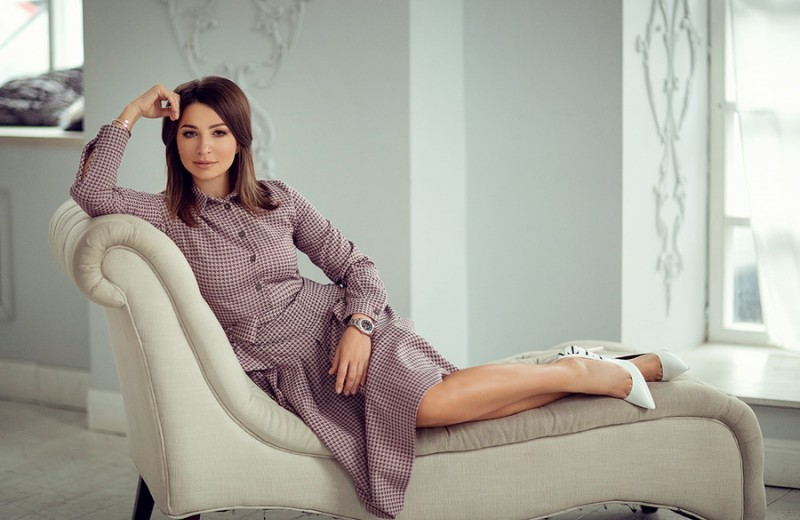 Елена Блиновская: «Быть счастливым – это означает брать ответственность на себя»