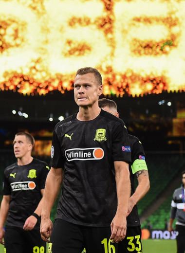 Сколько «Краснодар» Сергея Галицкого заработает в Лиге чемпионов