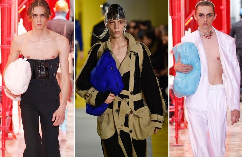 Maison Margiela вынуждают нас покупать женские сумки