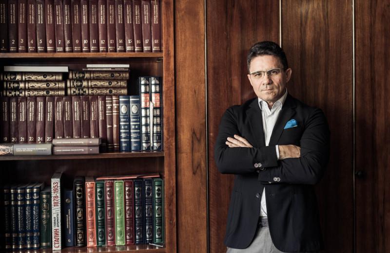 Генеральный директор Ленинской библиотеки — о чтении и привидениях