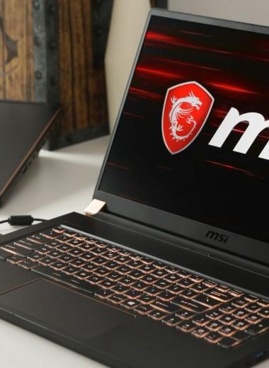 Может ли MSI GS75 Stealth заменить десктоп? Обзор игрового ноутбука