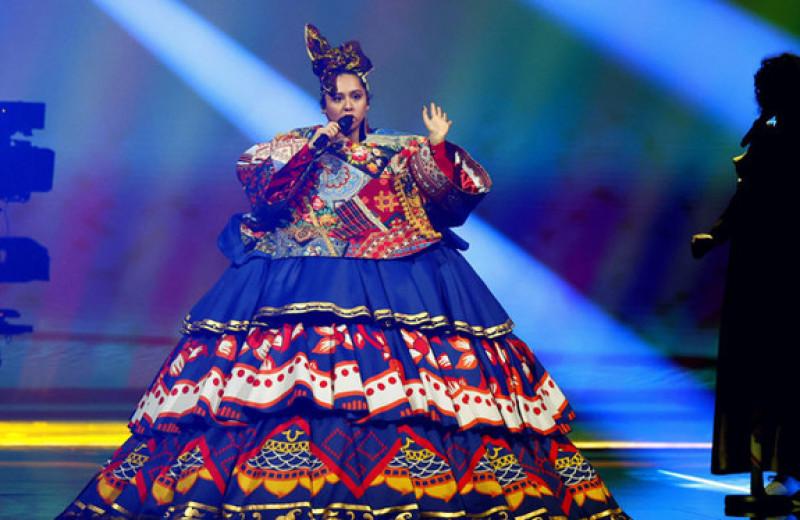 Манижа заняла 9 место на «Евровидении»