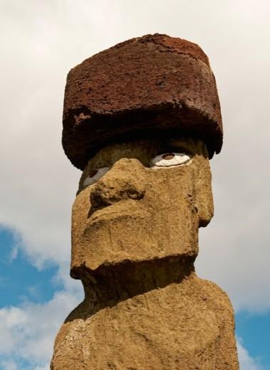 Вода где-то рядом: раскрыт секрет статуй острова Пасхи