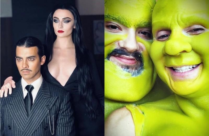 Бомбические костюмы звезд на Хэллоуин 2018: от Софи Тернер до Александра Овечкина