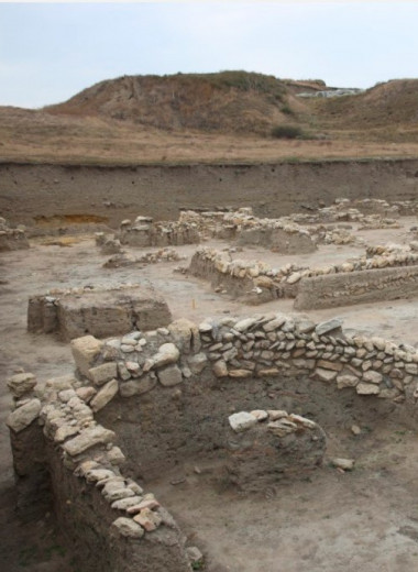 На Таманском полуострове нашли свидетельство существования одной из древнейших христианских епархий