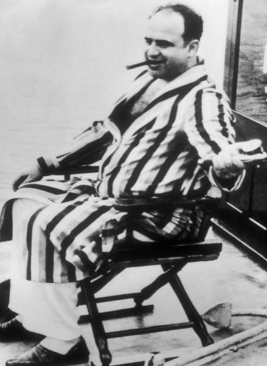 Самый знаменитый гангстер Америки: реальная история последних лет жизни Аль Капоне