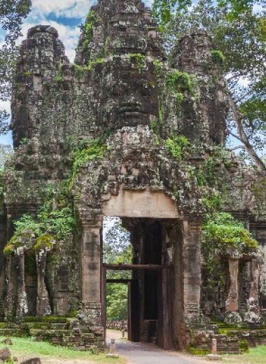 Большой Ангкор подтвердил статус одного из самых густонаселенных городов доиндустриальной эпохи