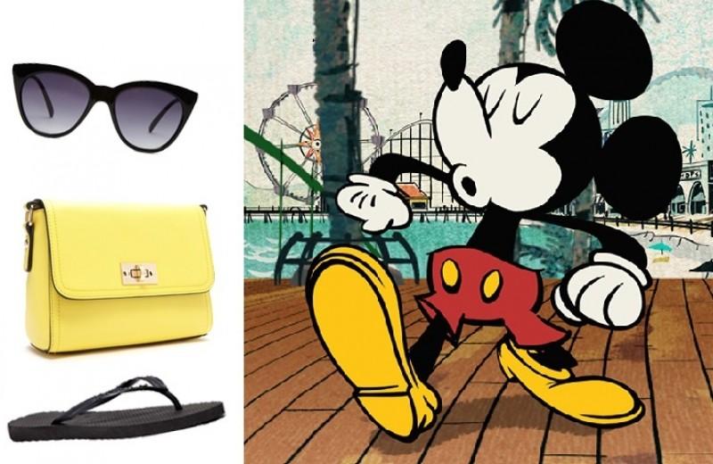 Ты этого ждала: 10 идей пляжных образов в стиле героев Disney