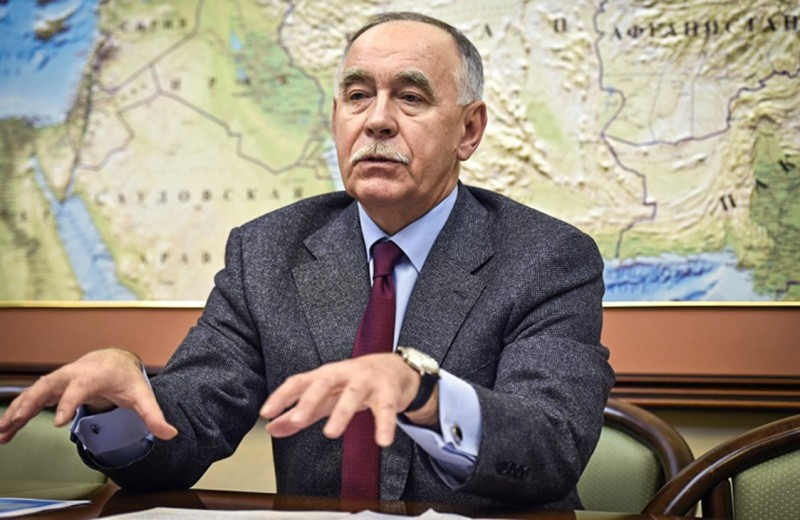 Виктор Иванов прильнул к новому делу