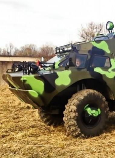 10 военных машин, которые можно свободно купить в России